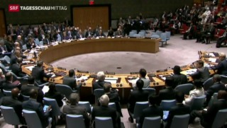 Video «UNO-Resolution gegen den IS» abspielen