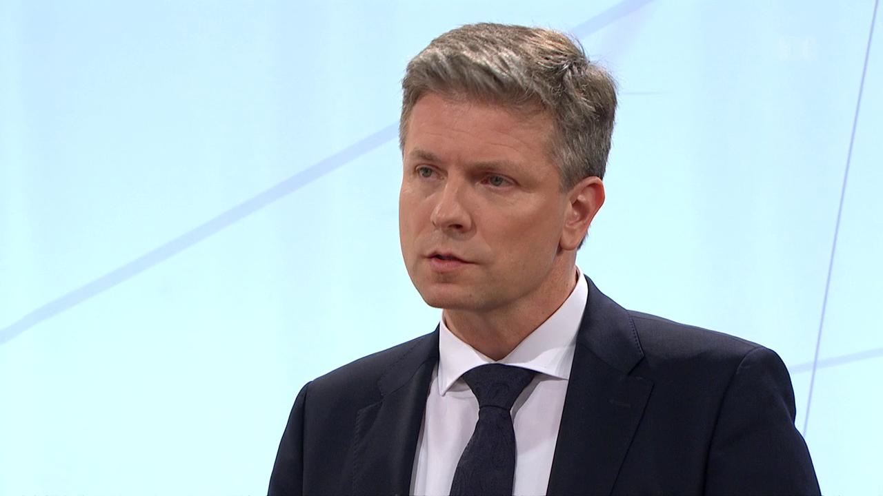 Das Interview mit Raiffeisen-Präsident Pascal Gantenbein