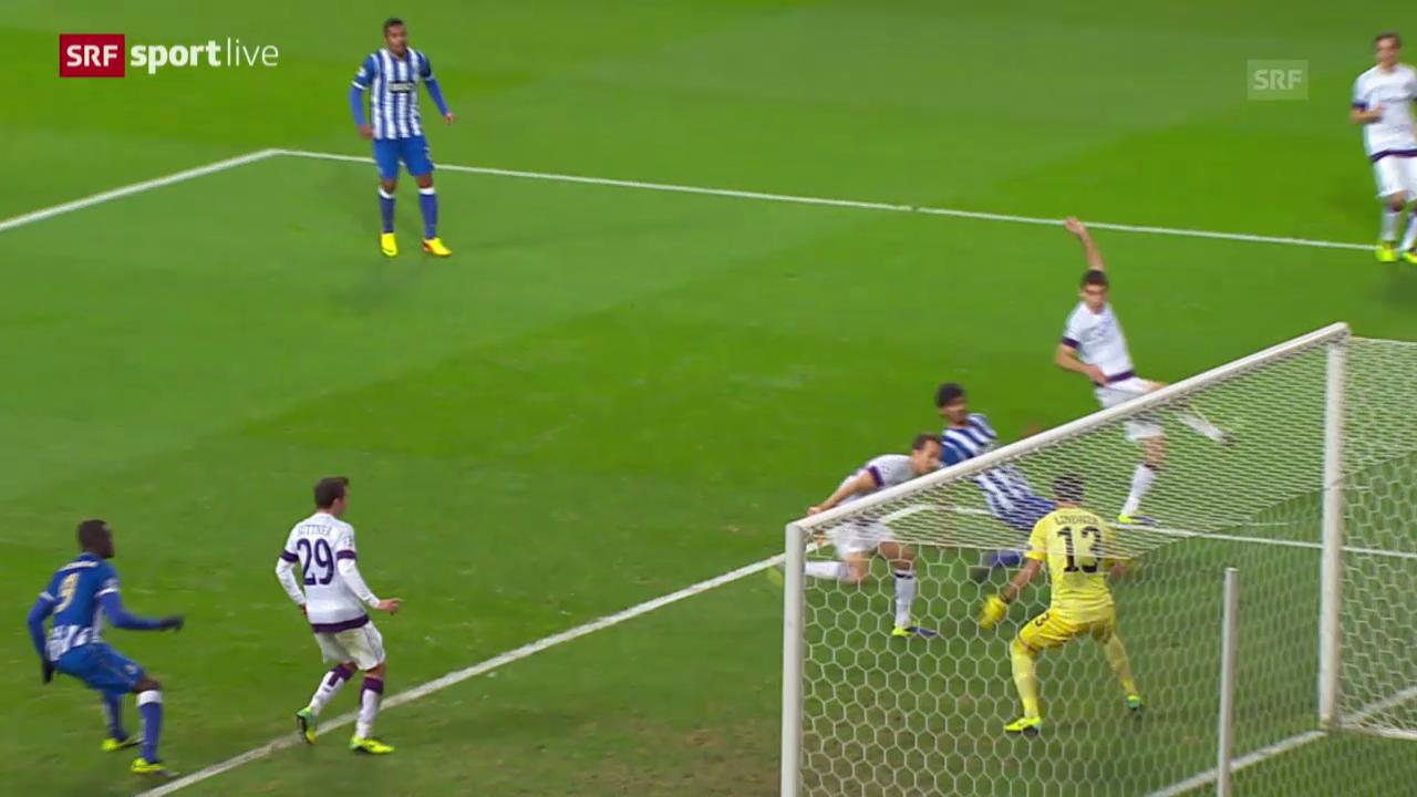 Fussball: CL, Porto - Austria Wien («sportlive»)
