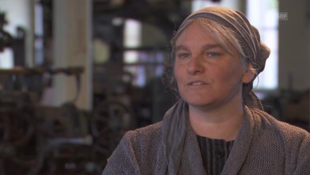 Video «Kurzinterview Jacqueline Büchi» abspielen