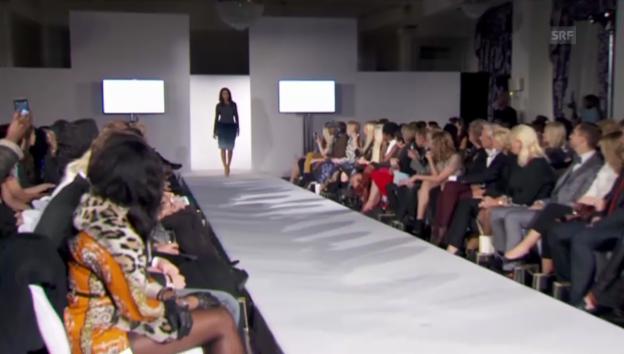 Video «Ausschnitt der Show von Rohmir mit Whitney Toyloy» abspielen