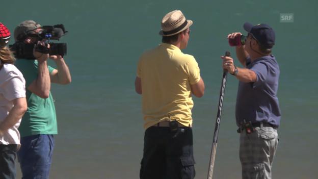 Video «Eishockey und wie man es in Darwin spielt» abspielen