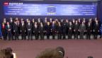 Video «Gipfeltreffen von EU-Staats- und Regierungschefs in Brüssel» abspielen