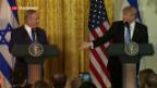 Video «Trump trifft Netanjahu» abspielen