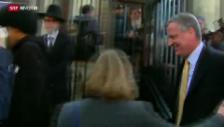 Video «Neuer Bürgermeister für New York» abspielen