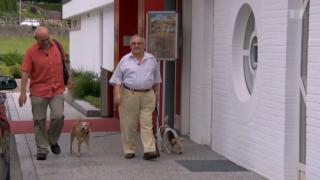 Video «Seifenopern-Nostalgie: Jörg Schneider und Peter Freiburghaus» abspielen