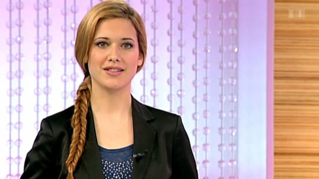 Video «glanz und gloria vom 31.01.2013» abspielen