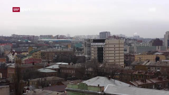 Dnjepropetrowsk: Vom Eisenindustrie- zum Finanzzentrum