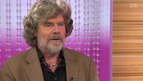 Video ««g&g weekend» mit Reinhold Messner» abspielen