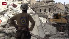 Link öffnet eine Lightbox. Video Israel rettet syrische Weisshelme abspielen