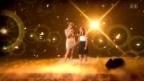 Video «Starduett: Francine Jordi und Tabea Mahrer» abspielen