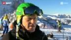 Video «Ski alpin: Die neue Rolle von Didier Cuche» abspielen