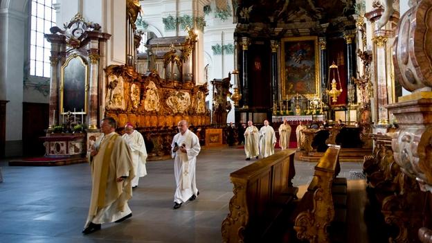 St.Galler Kirchen mit Ausnahmeregelung
