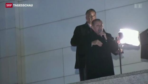 Video «Triumph für Erdogan» abspielen