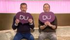 Video ««Ich oder Du»: Schlagersänger Leonard mit seinem Bruder Felix» abspielen