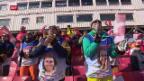 Video «So hat die Familie von Wendy Holdener den Slalom erlebt» abspielen