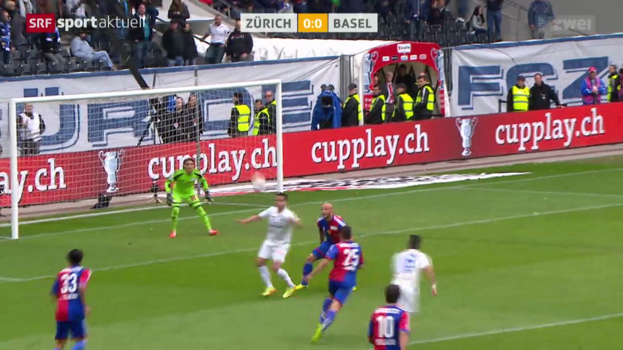 Fussball: 89. Schweizer Cupfinal