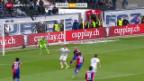 Video «Fussball: 89. Schweizer Cupfinal» abspielen