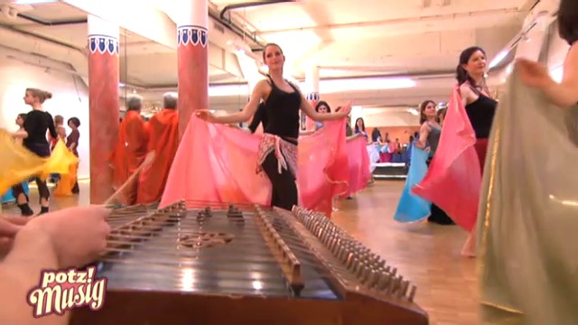 Sennsationell: Beim Orientalischen Tanz