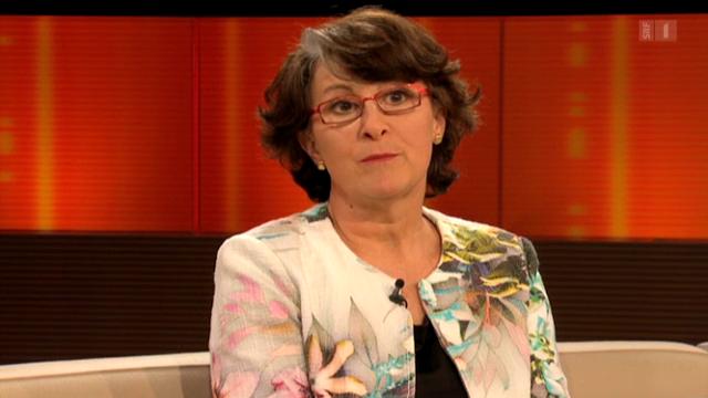 Rosemarie Groux, Sozialvorsteherin Berikon
