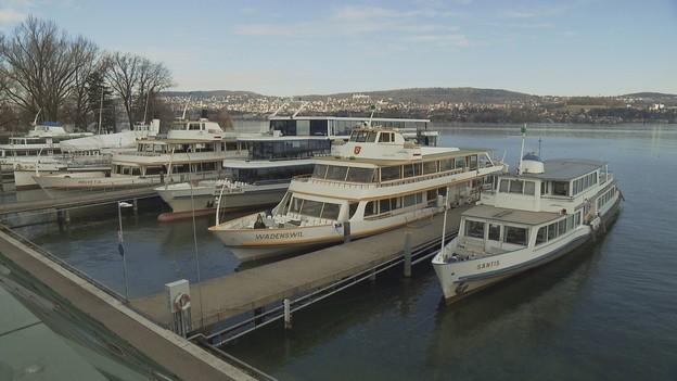 Zürichsee Schifffahrtsgesellschaft – ab vom Kurs