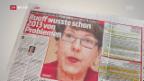 Video «FOKUS: Susanne Rouff gerät zunehmend unter Druck» abspielen