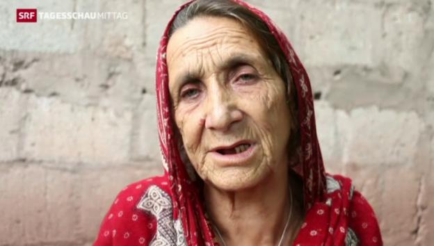 Video «Trauer und Empörung nach Hinrichtung» abspielen