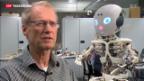 Video «Ein Roboter zeigt Gefühle» abspielen