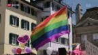 Video «Braucht es den Tag gegen Homophobie noch?» abspielen