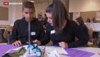 Video «Lehrplan 21 kommt in den Schulzimmern an» abspielen