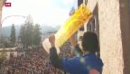 Video «Davos feiert seinen Meister» abspielen