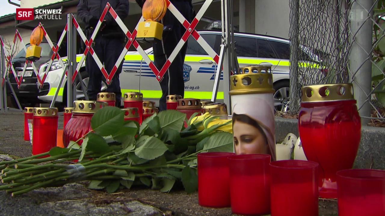 Opfer von Rupperswil mit Stichverletzungen