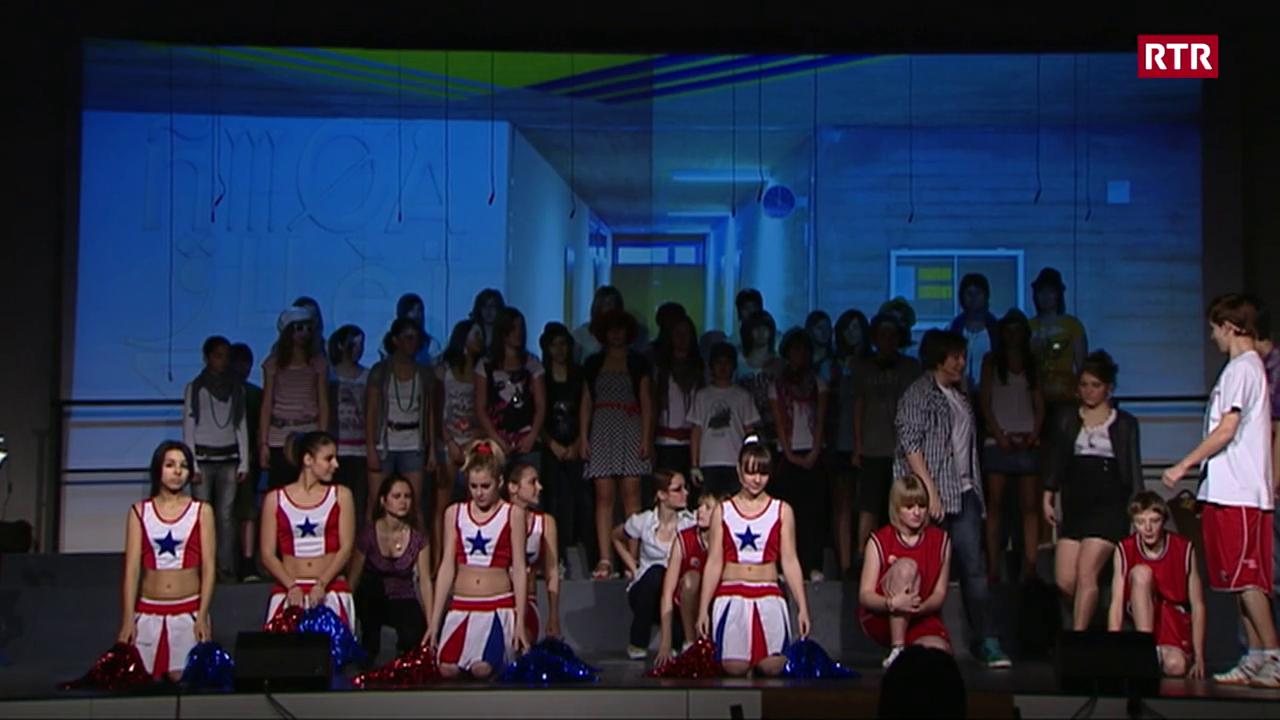 Telesguard 18-01-2010 Emprovas High School Musical