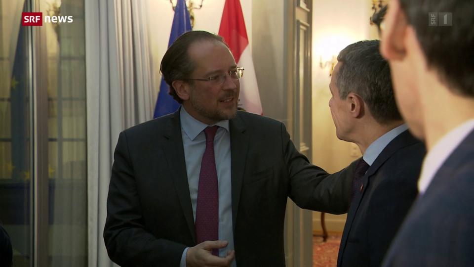 Alexander Schallenberg soll Sebastian Kurz als Kanzler ablösen