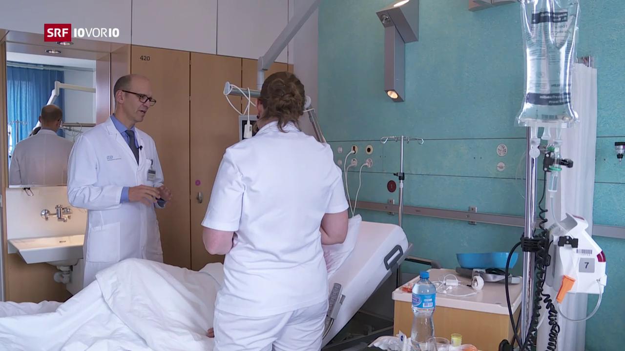 Kantone kämpfen gegen Gesundheitskosten