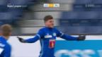 Video «Luzern distanziert sich mit Sieg über Thun vom Tabellenende» abspielen