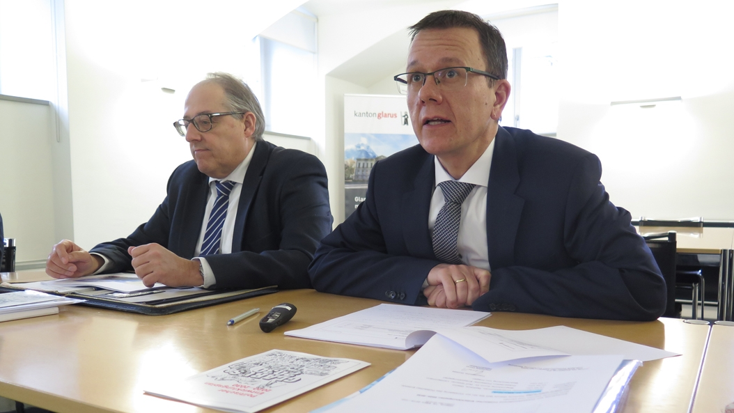 Interview mit Regierungsrat Rolf Widmer