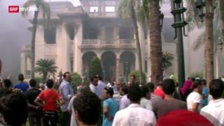 Video «Blutvergiessen in Ägypten» abspielen