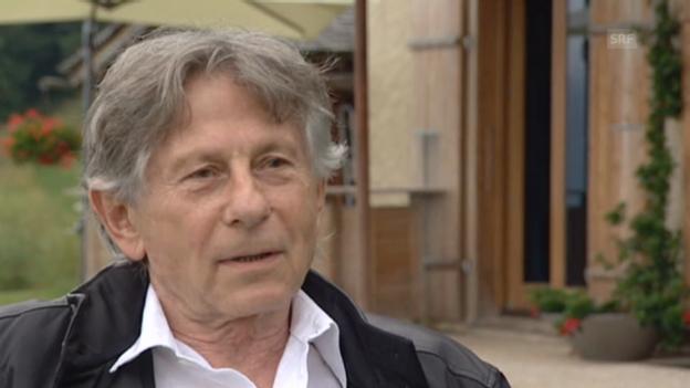 Video «Roman Polanskis bewegtes Leben» abspielen