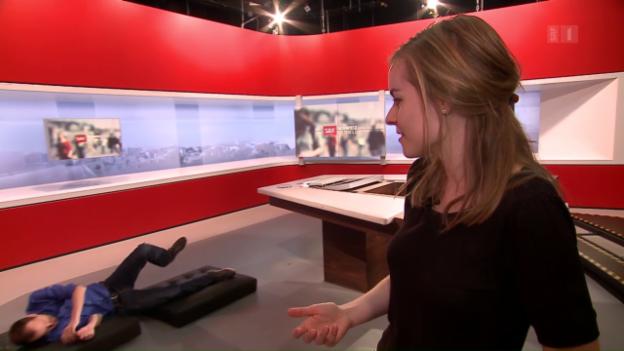Video «Neue Regeln beim Schweizer Radio und Fernsehen» abspielen