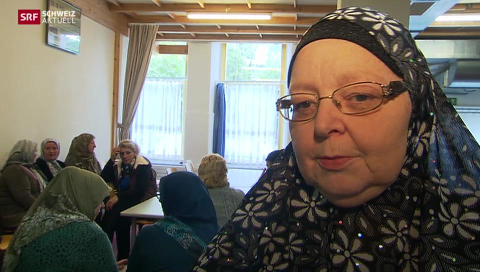 Musliminnen und das Kopftuch