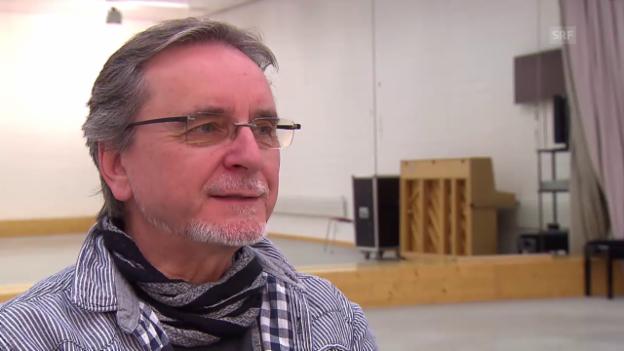 Video «Jiří Kylián: «Ich bin ein Grenzgänger»» abspielen