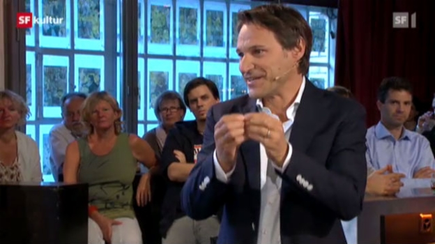 Video «Literaturclub vom 26.06.2012» abspielen