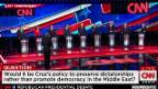Video «TV-Debatte: Schlag den Trump» abspielen