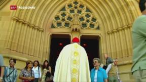 Video «Missbrauchsvorwürfe im Vatikan» abspielen