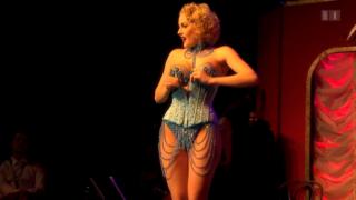 Video «Eine Burlesque-Tänzerin mit viel Leidenschaft» abspielen