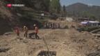 Video «Beherzte Schweizer Hilfe in Nepal» abspielen