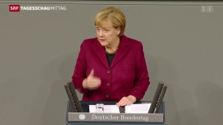 Video «Merkel fordert schärferes Asylrecht » abspielen