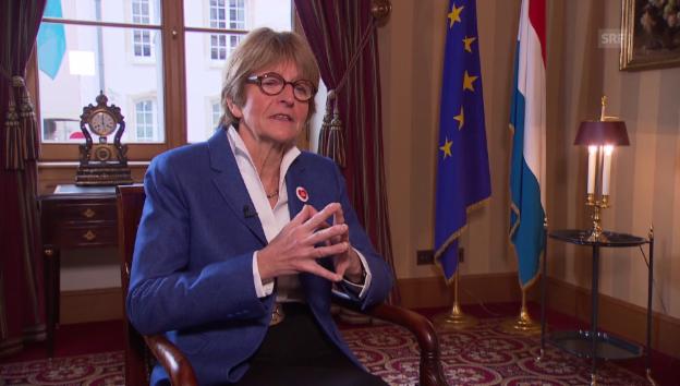 Video «Anne Brasseur zur Entmachtung der Fifa-Ethikkommission» abspielen