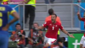 Video «Schweizer WM-Glück in letzter Sekunde» abspielen